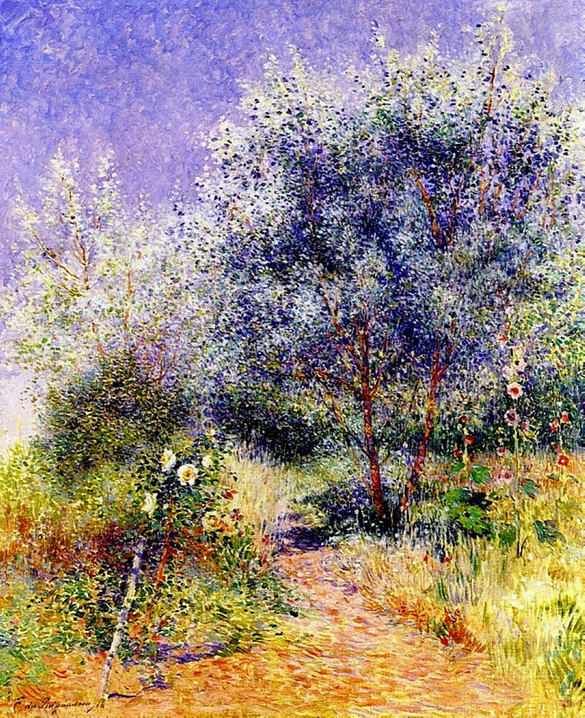 French Impressionist Painter