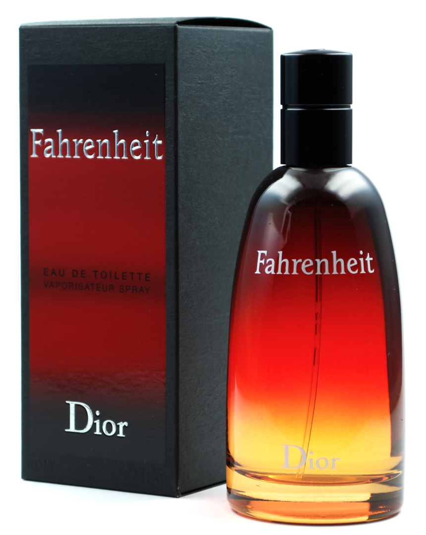 **New** Dior Fahrenheit by Christian Dior Eau De Toilette ...