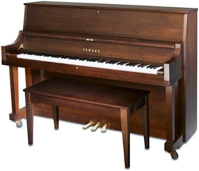 Giới thiệu đôi nét về các loại đàn piano Yamaha
