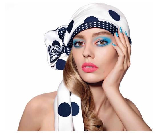 Dior Milky Dot summer 2016 makeup collection