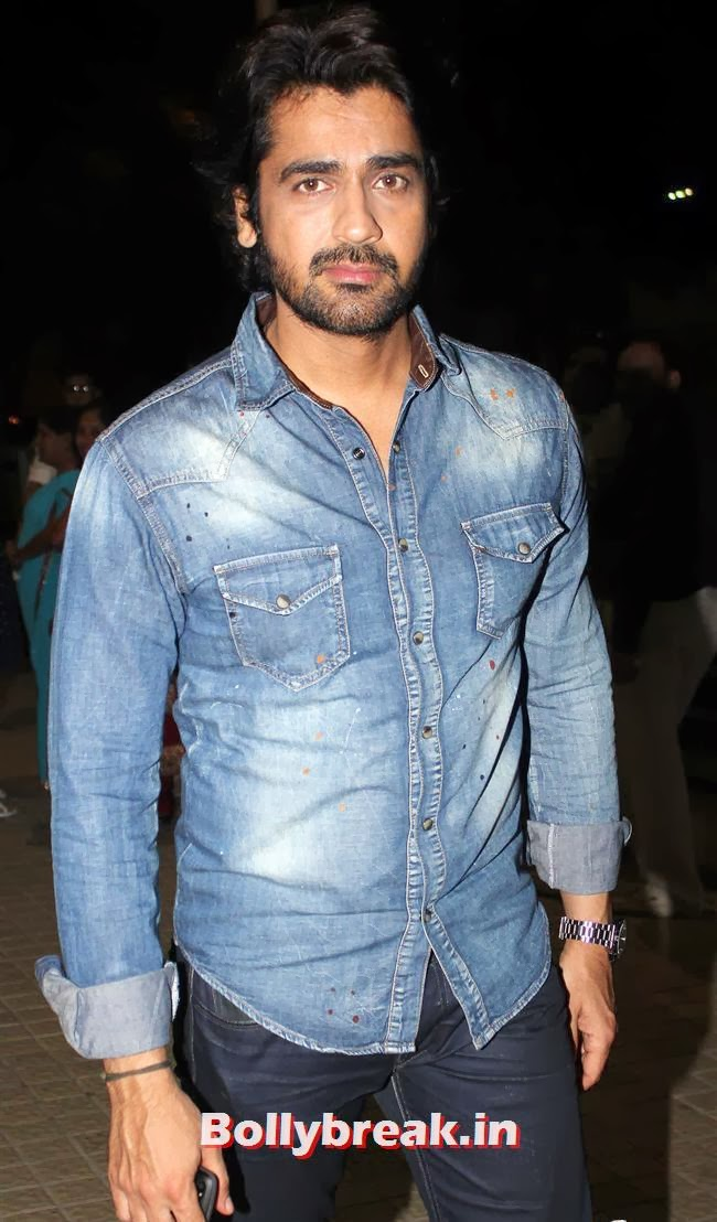 Arjan Bajwa, Gulaab Gang Movie Premiere Pics