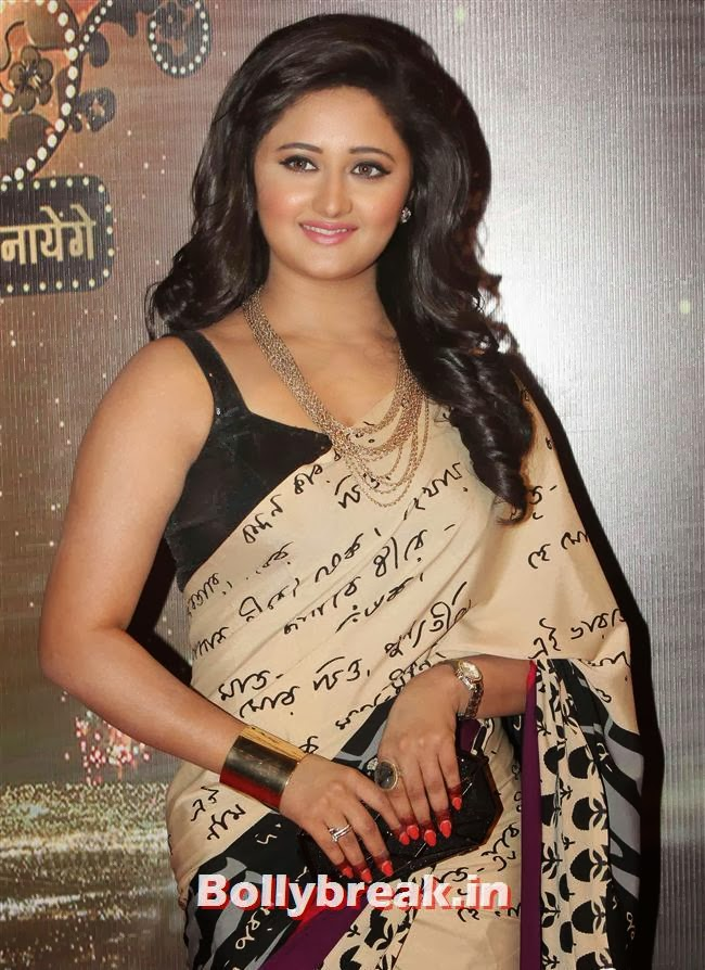 Rashmi Desai, ITA Awards 2013 - Red Carpet Pics