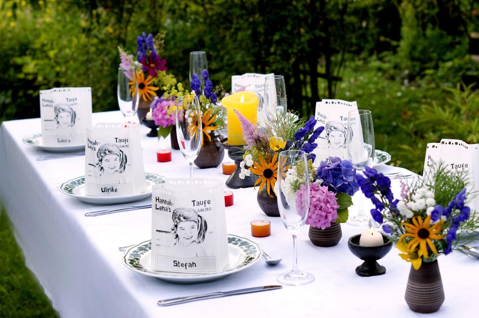 Tischdeko Taufe Blumen Taufe Und Taufdekoration Mit Tischdeko Online