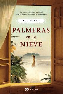 Reseña de Palmeras en la nieve de Luz Gabás
