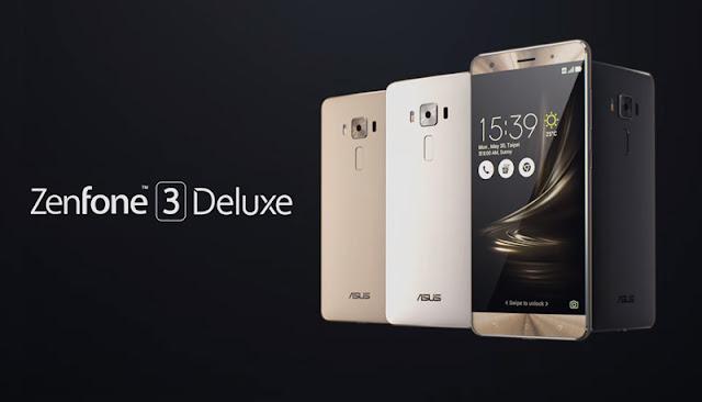 [GIVEAWAY] Gana un ASUS ZenFone 3 Deluxe valorado en $499.