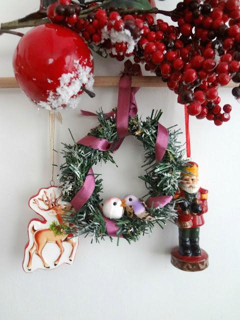 Bird Wreath Ornament DIY