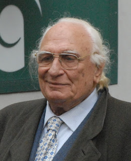 Marco Pannella in 2010, still a voracious campaigner at the age of 80