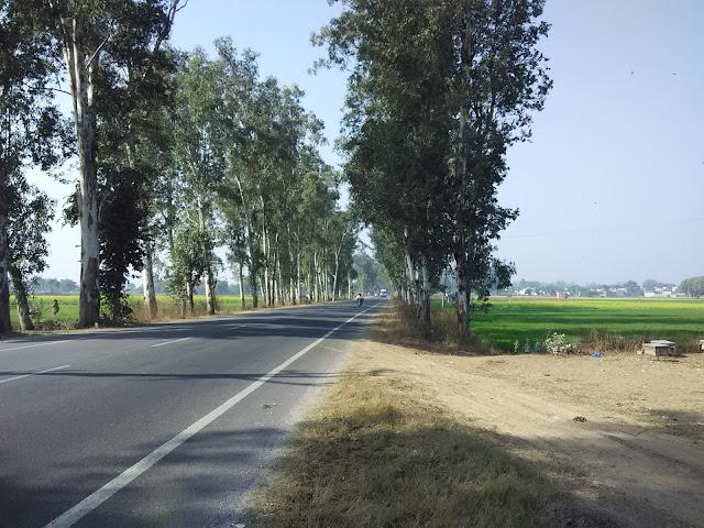 palwal sohna road