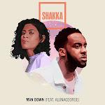 Shakka - Man Down (feat. AlunaGeorge) - Single  Cover