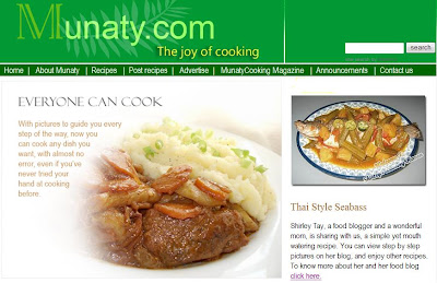 tasty thai style seabass featured at munaty cooking