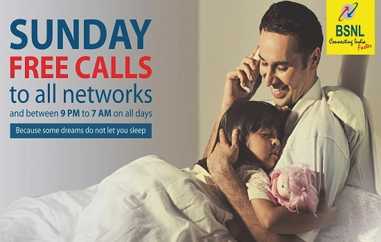 BSNL extended Unlimited Free Night Calling Offer to retired BSNL Employees