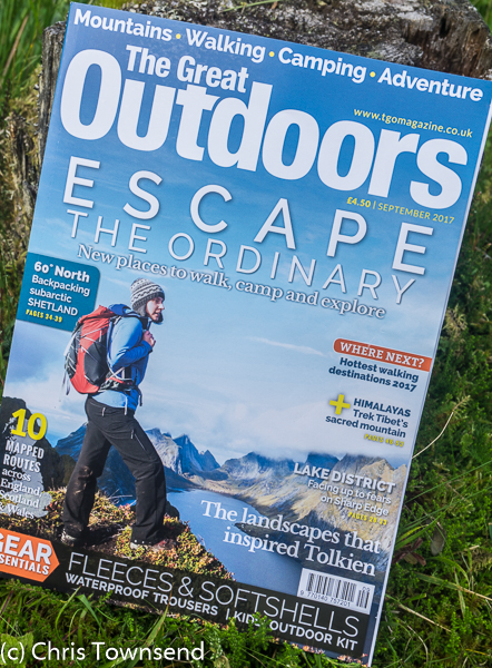 In The Latest Issue Of Great Outdoors I Ve Reviewed Four Fleece And Softshell Jackets Looked At Three Pairs Overtrousers Diffe Price