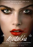 modelka plakat film