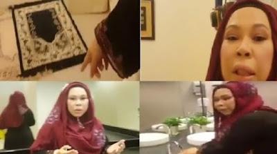 Toilet Hotel Lebih Mewah dari Musalanya, Wanita Ini Mengamuk
