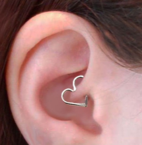 Daith Piercing Pain Pictures Infection Healing And Aftercare