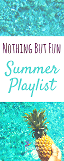 The perfect playlist for a day at the pool, a long road-trip, or a summer beach day!