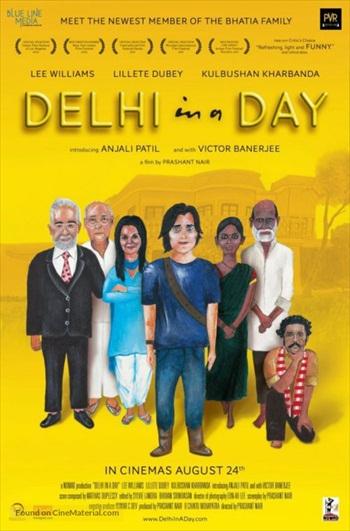 Delhi In A Day 2011 Hindi Movie Download