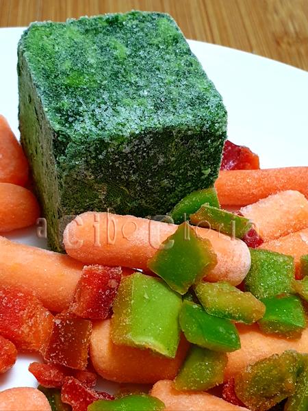 Tortillitas de verduras
