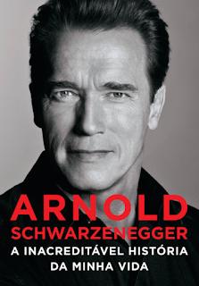 Livro Arnold Schwarzenegger