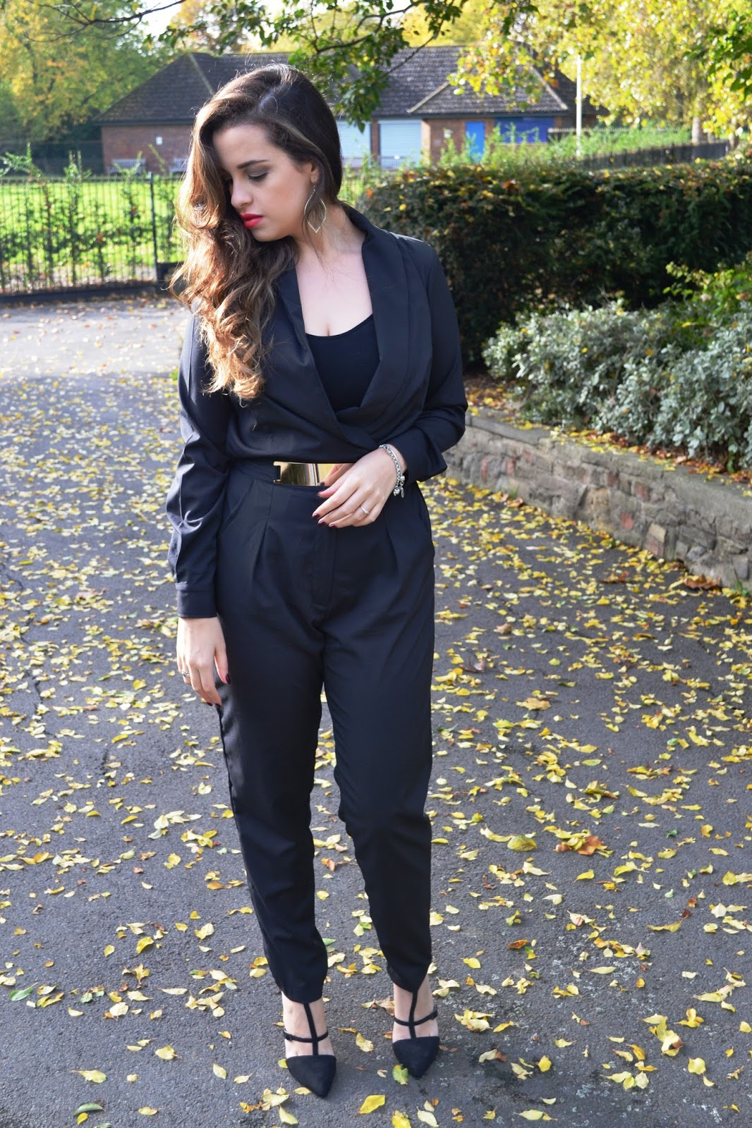 Winter Jumpsuit