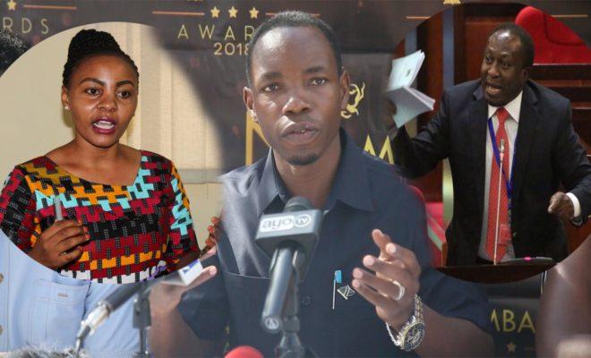 """DC Dodoma awageukia Waziri Mwakyembe na Shonza, """"badala ya kunihonga wape hawa"""""""