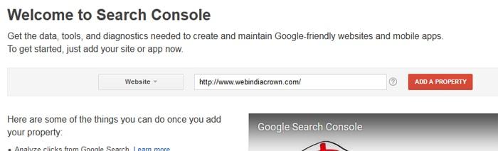 Google Webmaster में अपनी साइट कैसे सबमिट करें?