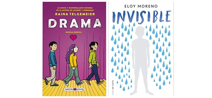 los mejores cuentos y libros infantiles y juveniles del año 2018 según los niños