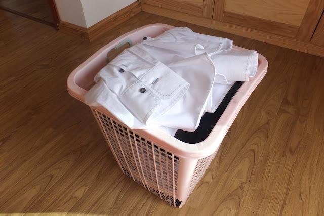washing 洗濯物