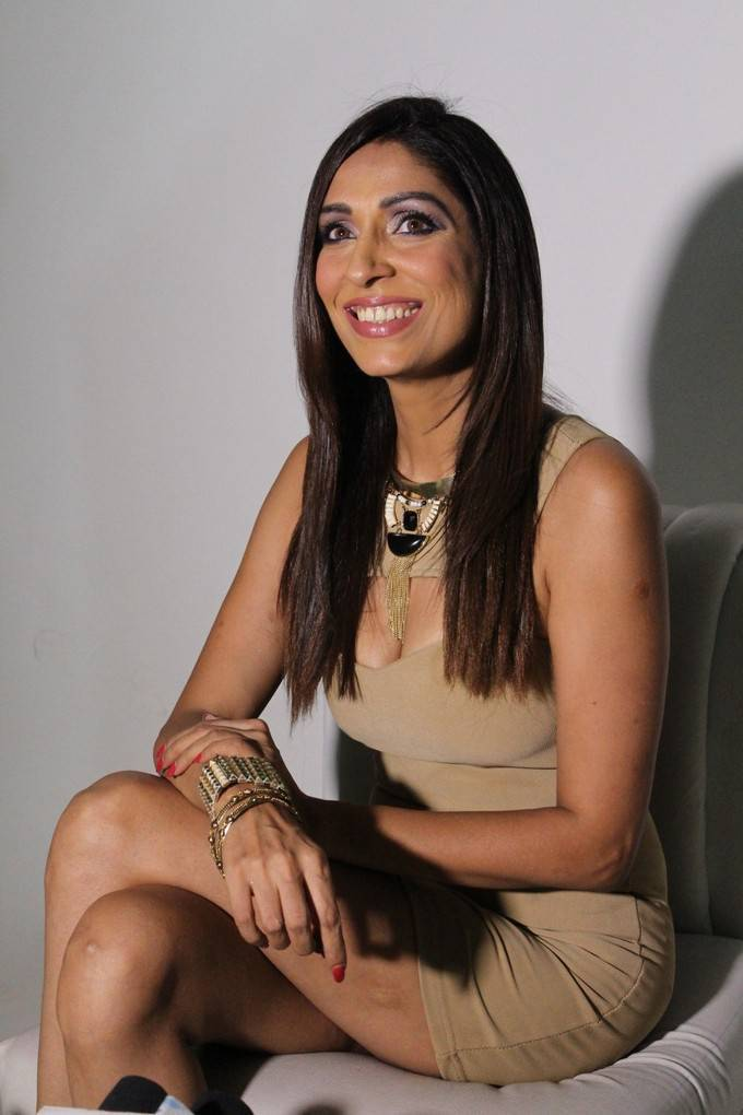 Pooja Mishra At Music Video Hotter Than You Interview Stills