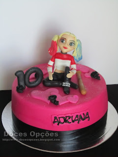 Arlequina  cake