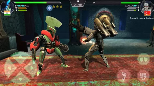 Clash Of Robots Apk