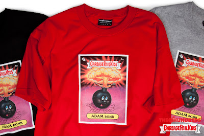 "The Hundreds x Garbage Pail Kids Collection - ""Adam Bomb"" T-Shirt"