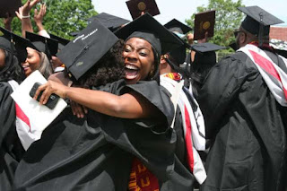 Nigerians Rank High In Africa, 14th Worldwide as a Source of U.S International students