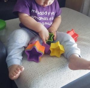 Niño jugando Fuente: Integra Salud Talavera