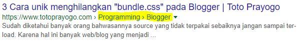 hasil pencarian cara menghilangkan bundle css blogspot