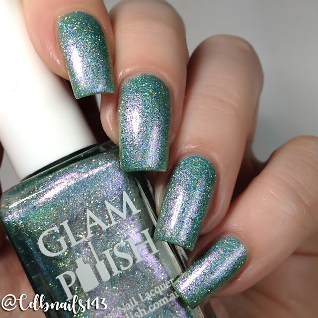 Glam Polish-How Rude!