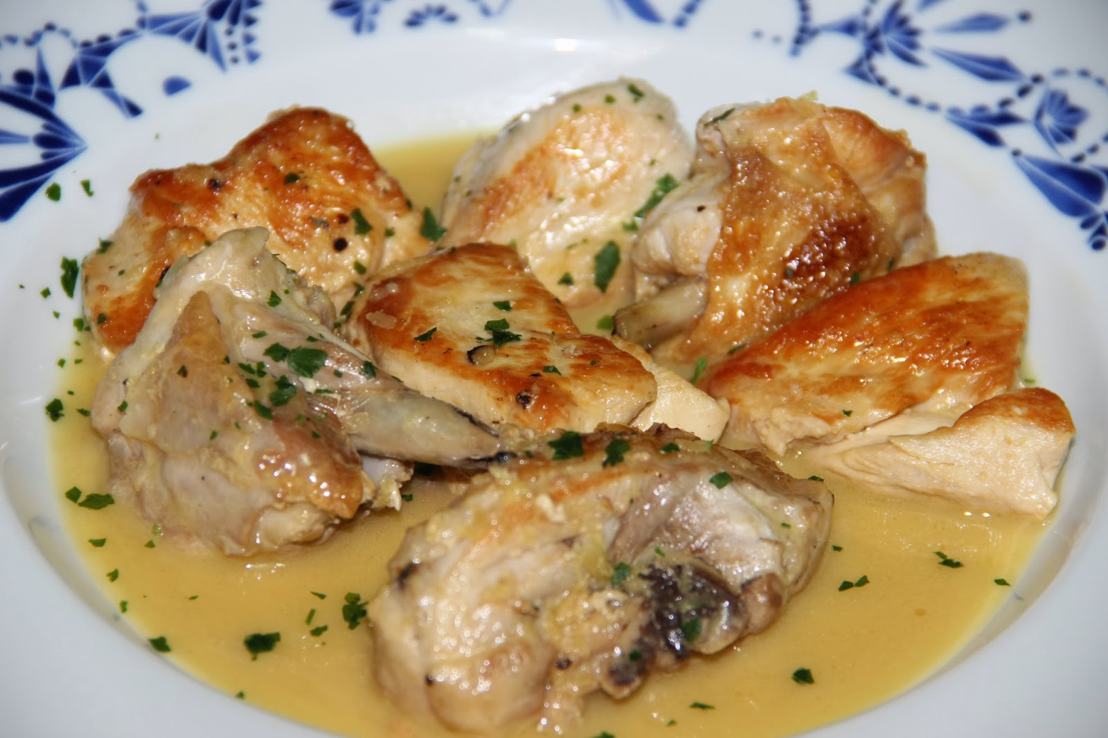 Mikelrecetas pollo al limon - Pollo al limon isasaweis ...