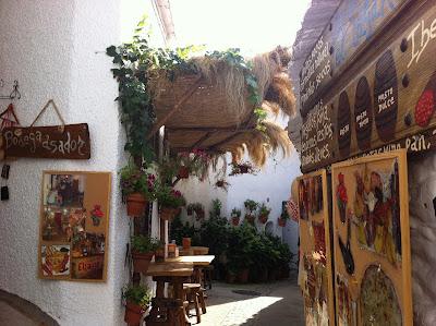 Las personas cambian … Lanjarón la Entrada a la Alpujarra, Mario Schumacher Blog
