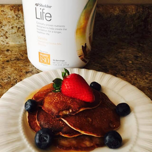 Really Healthy Pancakes
