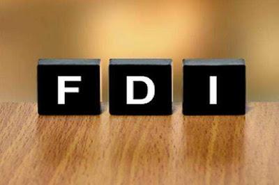 FDI Decreased