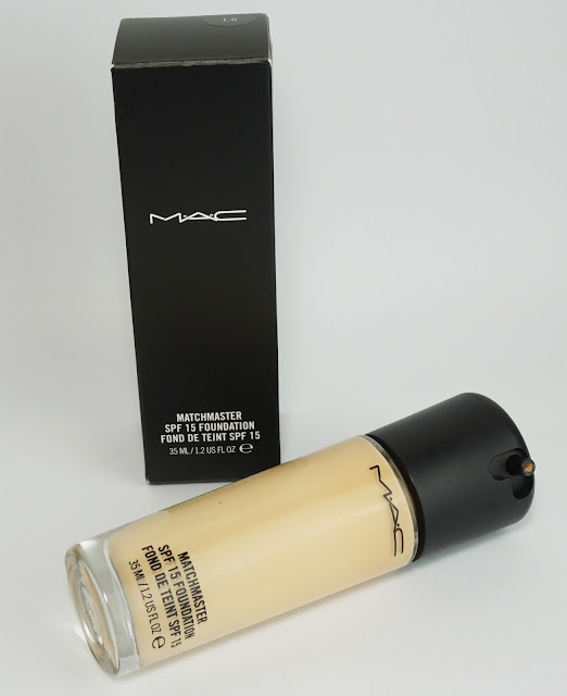 MAC - Matchmaster SPF 15 Foundation (1.0)
