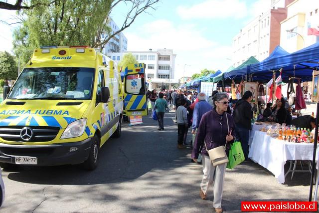Feria Provincial de Salud este viernes en Plaza de Armas de Osorno