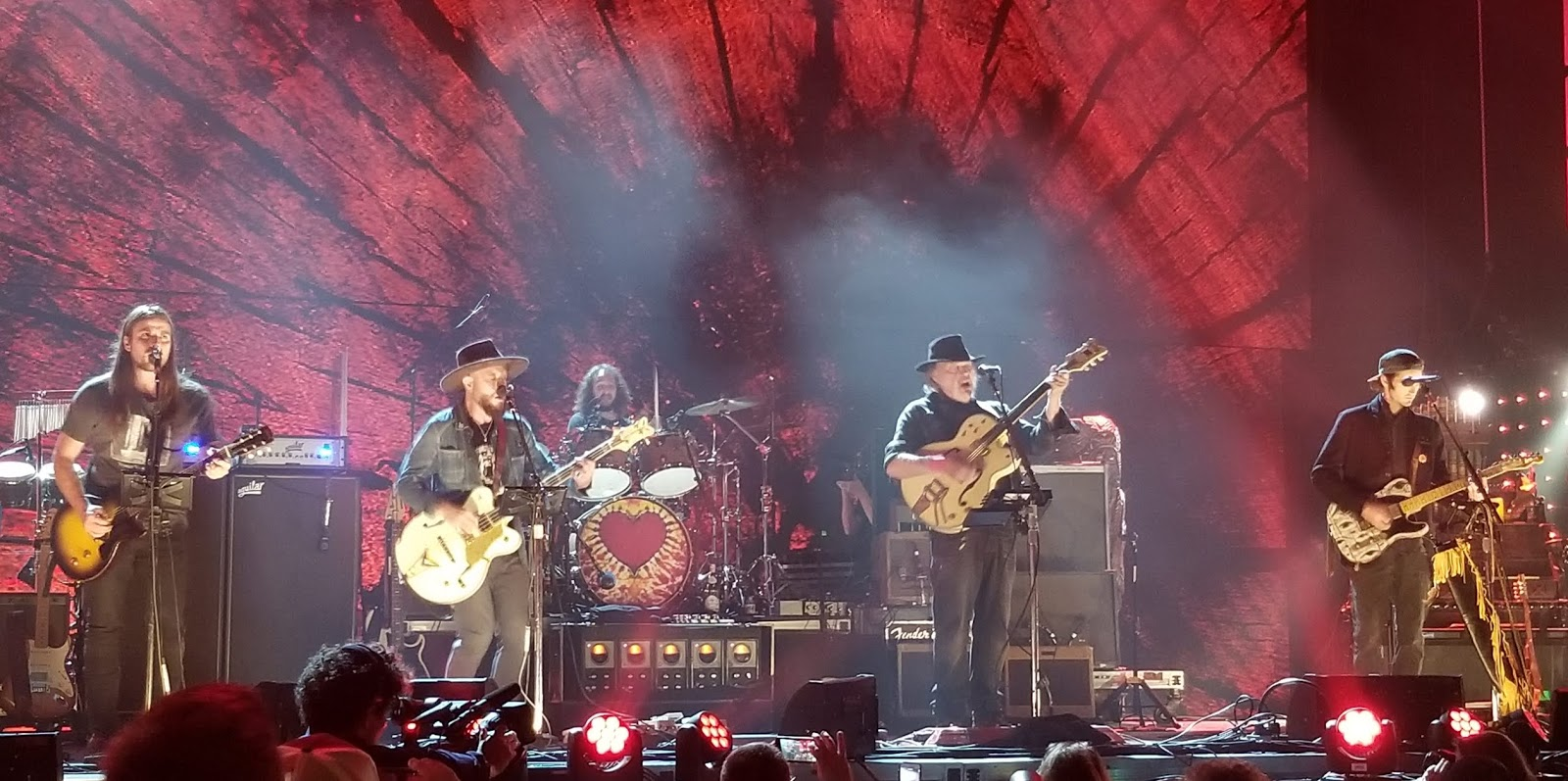 Neil Young News Farm Aid 2018 Hartford Ct Sept 22