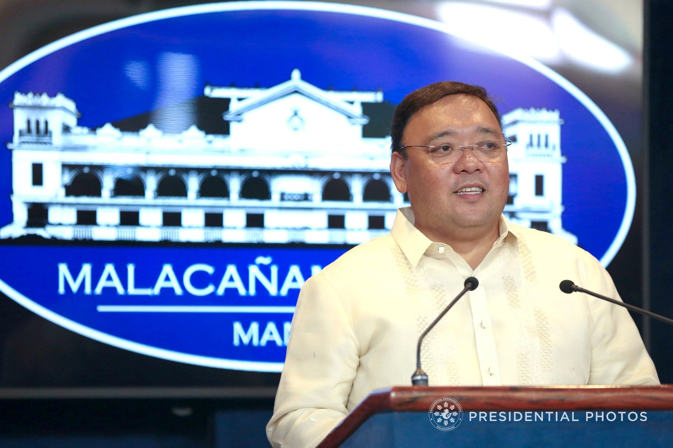 Presidential Spokesperson Harry Roque addressed March 20 suspension of classes.