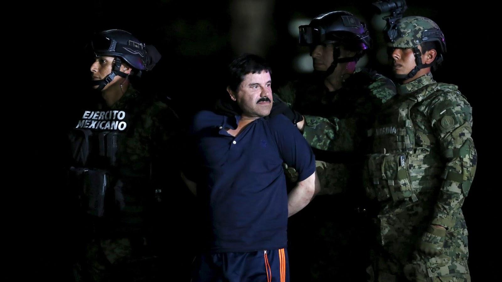 El Chapo cumple un año tras las rejas y ¡Ya quiere salir!