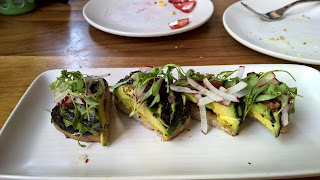 1760 Father's Day brunch avocado toast san francisco