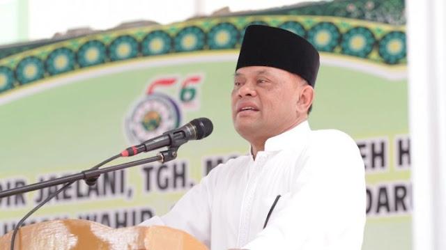 Pria Ini Tantang Debat Terbuka Jenderal Gatot Nurmantyo Yang Bilang Mereka yang Larang Bicara Politik di Masjid Tidak Ngerti Agama