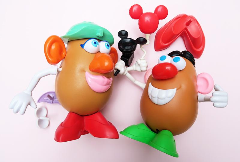 disney life potato head