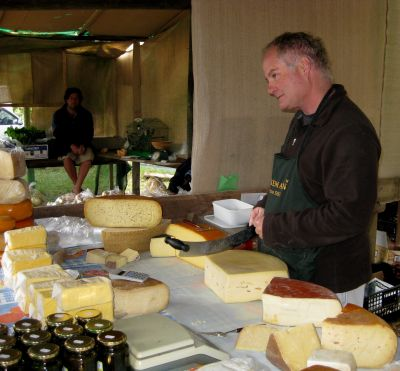 Harkerville Market Cheeses