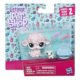 Littlest Pet Shop Series 2 Pet Pairs Jersey Cowlick (#2-99) Pet